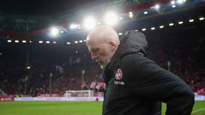 Michael Frontzeck wurde am 1. Dezember vom FCK entlassen