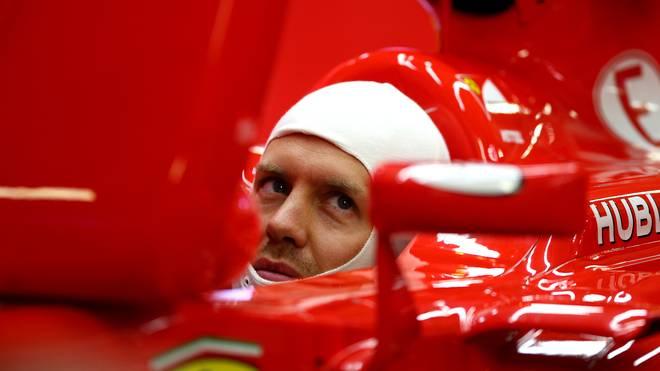 Sebastian Vettel will endlich seinen ersten WM-Titel mit Ferrari einfahren