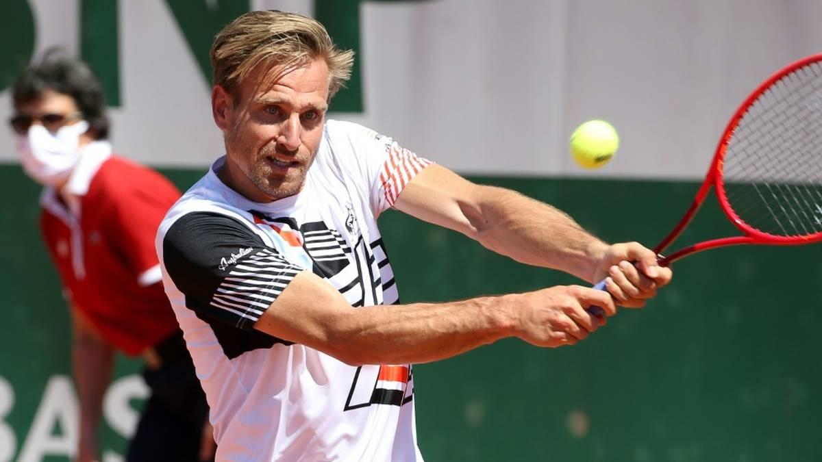 Metz: Peter Gojowczyk ist ins Viertelfinale eingezogen