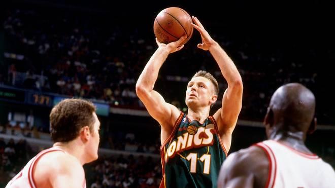 1996 NBA Finals Game 6:  Seattle SuperSonics vs. Chicago Bulls