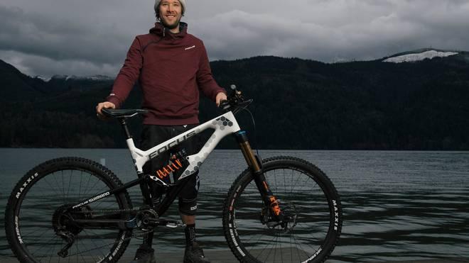 Geoff Gulevich unterschreibt bei Focus Bikes + Interview