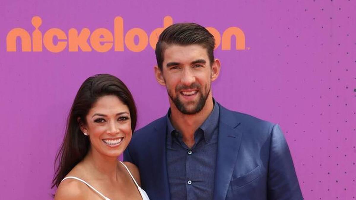 Nicole Johnson ist seit 2016 die Frau von Michael Phelps