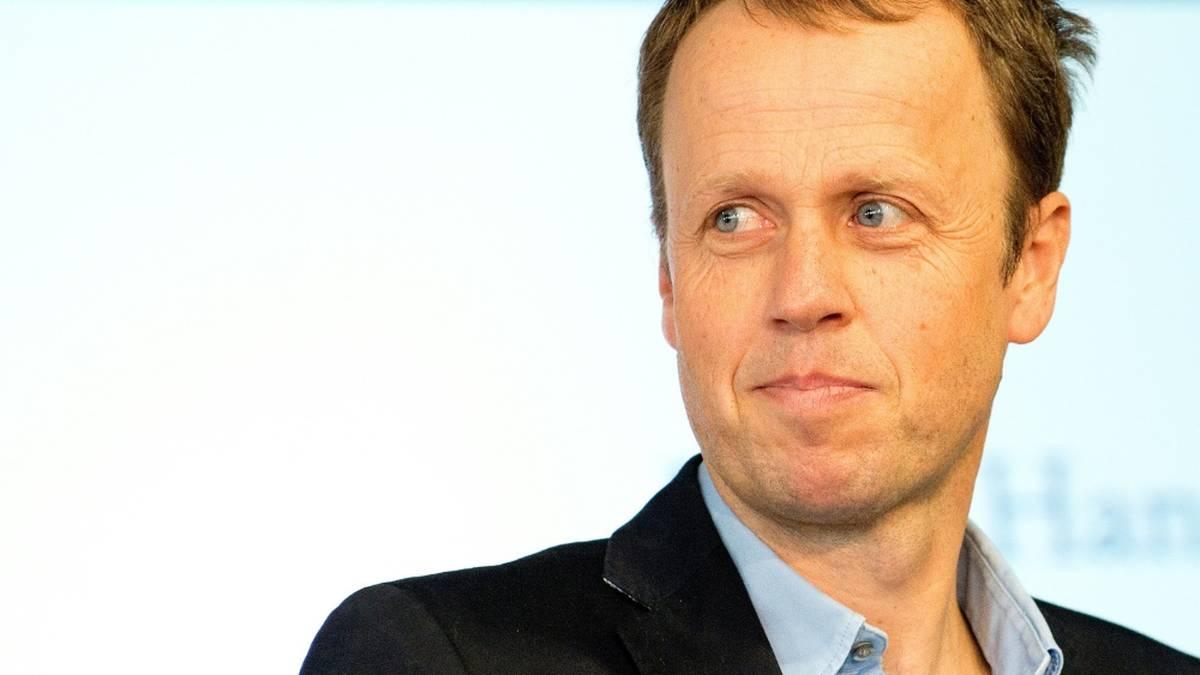 Frank Bohmann blickt positiv auf den Saisonabschluss