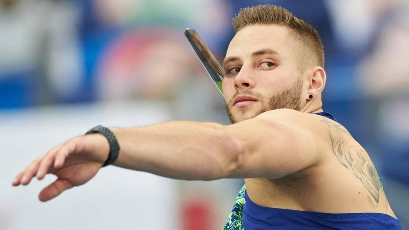 Johannes Vetter hat seine starke Form erneut bestätigt