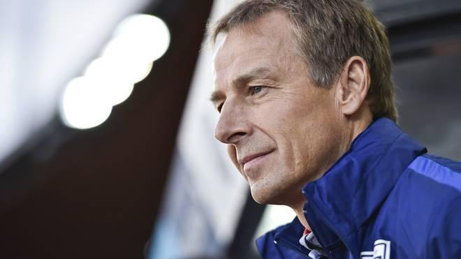 Jürgen Klinsmann war von 2004 bis 2006 Bundestrainer