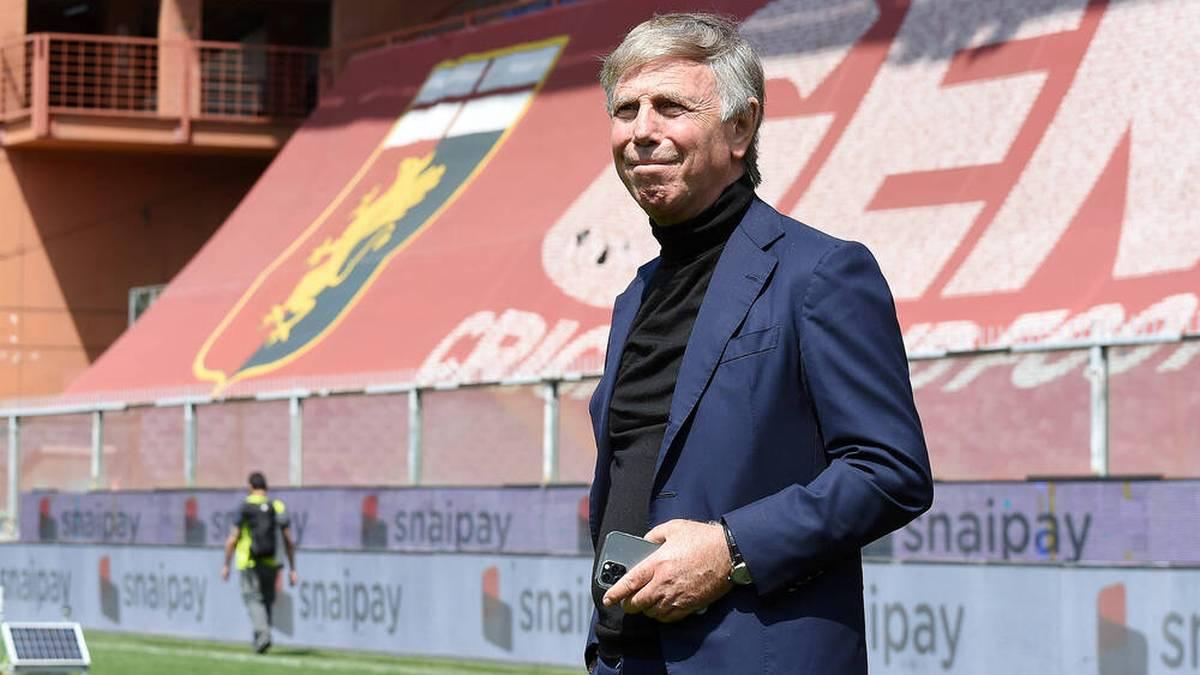 Enrico Preziosi hat den FC Genua an einen US-Investor verkauft
