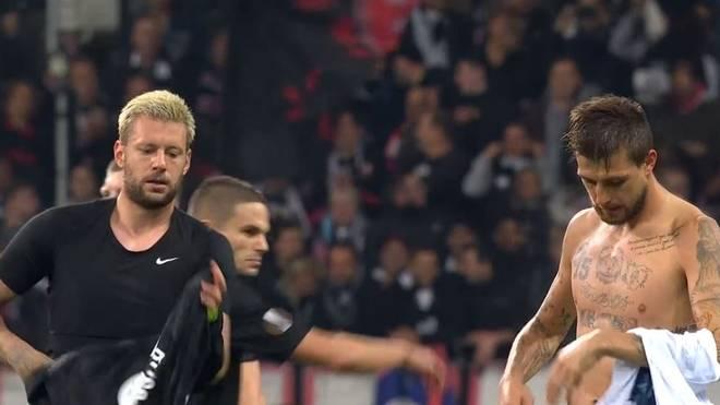 Europa League: Stimmen und Reaktionen zu Frankfurt - Lazio mit Marco Russ