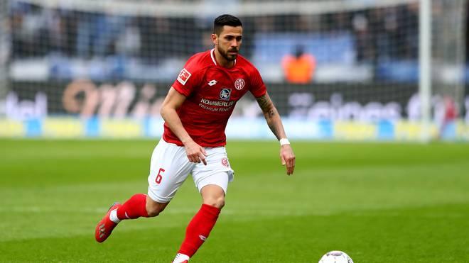 Nur Danny Latza traf für Mainz gegen Regensburg