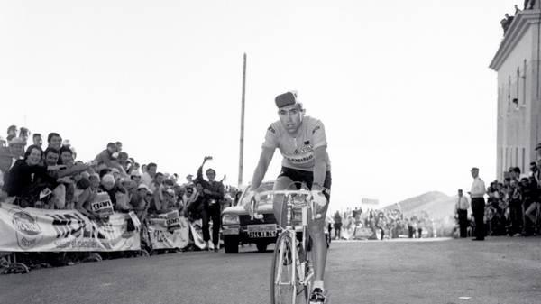Eddy Merckx - Der Kannibale, der Frankreichs Straßen beherrschte