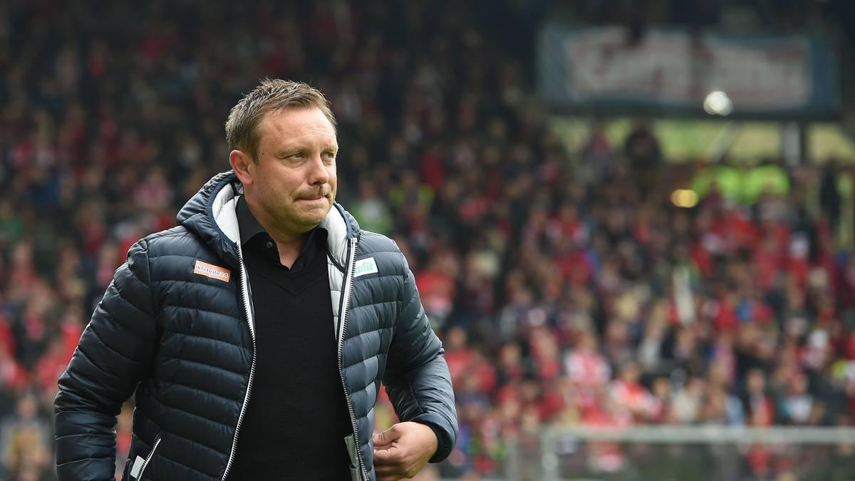 Andre Breitenreiter ist als Trainer bei Hannover und Schalke im Gespräch