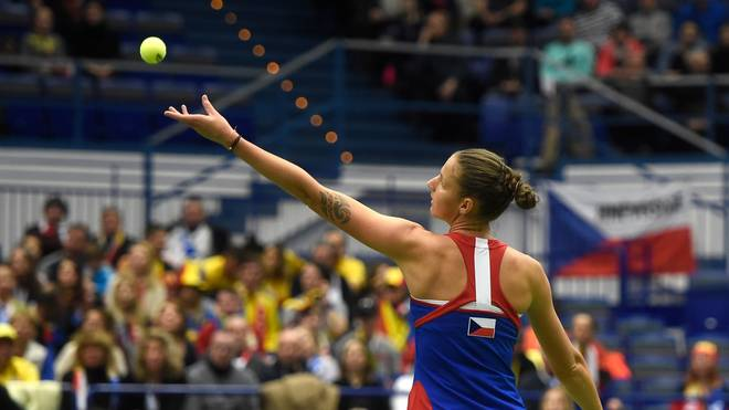 TENNIS-FED CUP-CZE-ROM