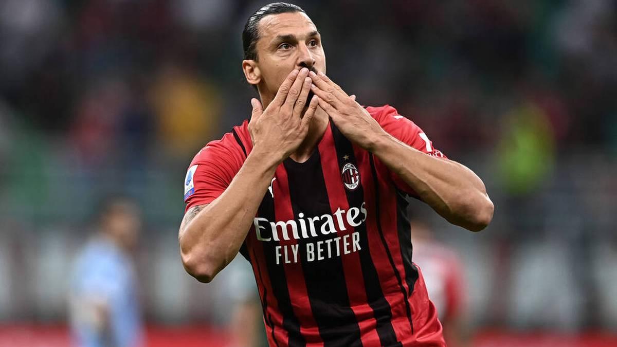 Ibrahimovic feiert starkes Comeback