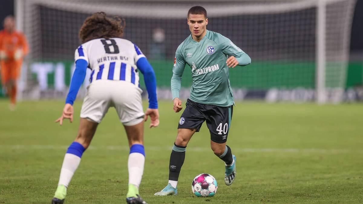 Can Bozdogan (r.) kam in der Abstiegssaison auf 14 Einsätze für die Königsblauen. Nach dem Abstieg sah er keine Perspektive mehr.