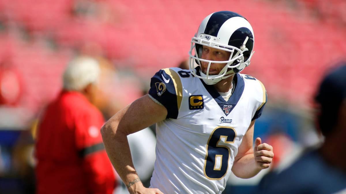Johnny Hekker - Los Angeles Rams