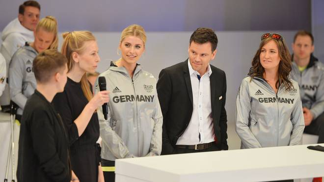 Team Germany Kit Presentation For Rio 2016
