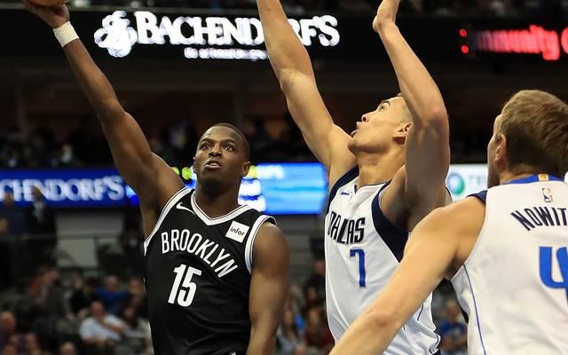 Auch die Brooklyn Nets waren für die Dallas Mavericks zu stark