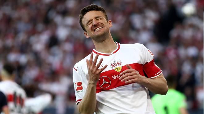 Christian Gentner machte für den VfB Stuttgart 283 Pflichtspiele