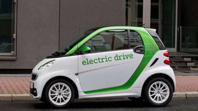 Den Smart können sich Interessierte auch als gebrauchtes E-Auto zulegen