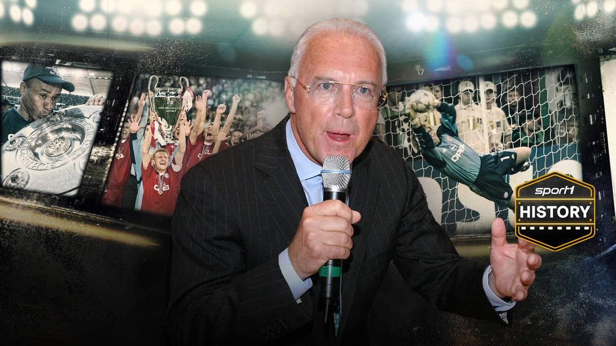 """Altherrenfußball!"" Beckenbauers legendäre Bayern-Wutrede"