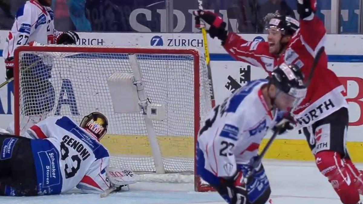 Team Kanada hat den Spengler Cup verteidigt