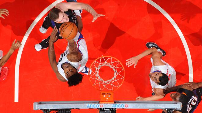 Los Angeles Clippers Phoenix Suns