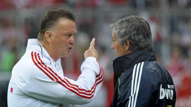 Louis van Gaal ist seit seinem Aus bei Manchester United vereinslos