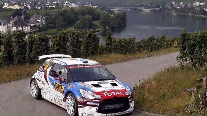 Die Rallye Deutschland wartet mit einem starkem Starterfeld auf