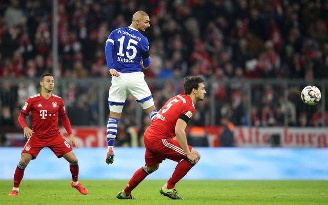 U19-Bundesliga: FC Schalke gegen BVB mit Ahmed Kutucu als Stürmer