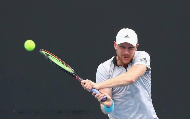 Tennis; ATP in Kitzbühel mit Bachinger und Kohlschreiber, Matthias Bachinger verlor in Kitzbühel sein Achtelfinal-Match