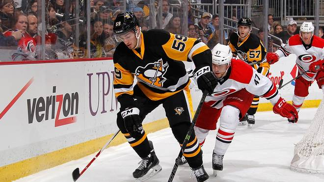 Carolina Hurricanes-Pittsburgh Penguins