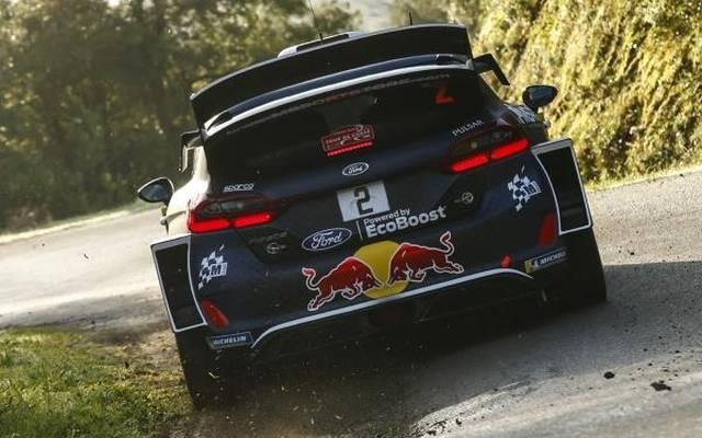 Die Heckpartie des Ford Fiesta WRC wird grundlegend überarbeitet