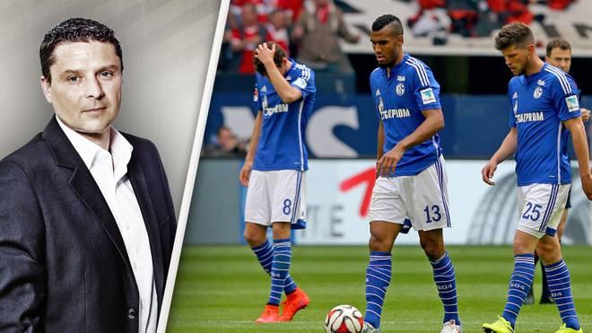 Der FC Schalke 04 ist für SPORT1-Nachrichtenchef Ivo Hrstic der wahre Absteiger