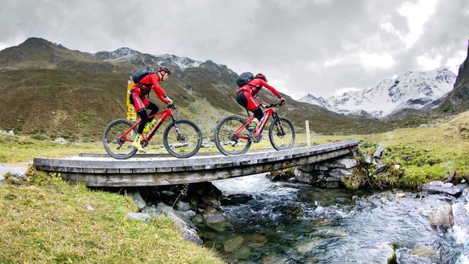Focus Transalp 36 – E-Bike Rekordversuch erfolgreich