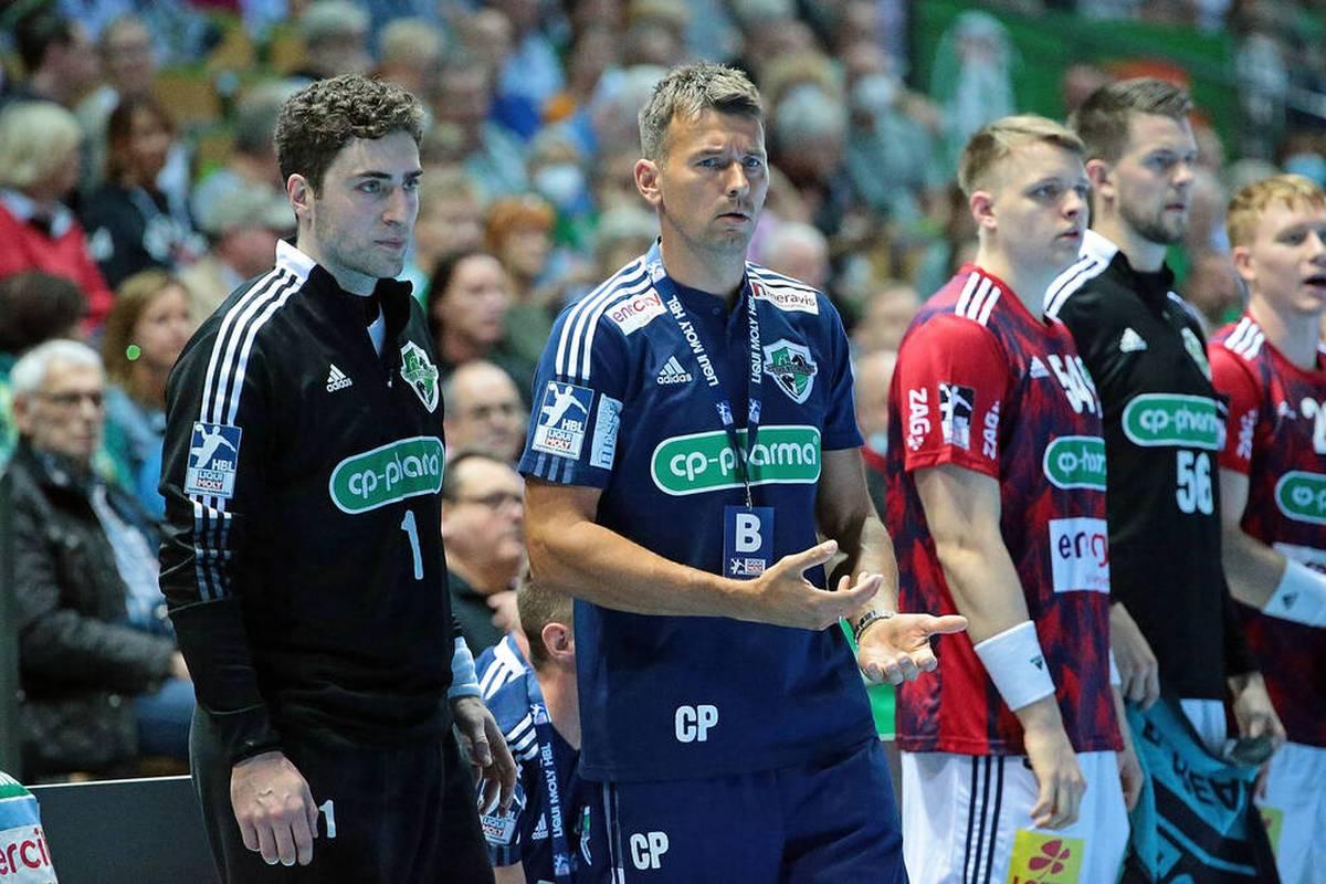 Handball-Bundesligist Rhein-Neckar Löwen hat sich nach zwei Niederlagen in Folge mit einem Sieg zurückgemeldet.