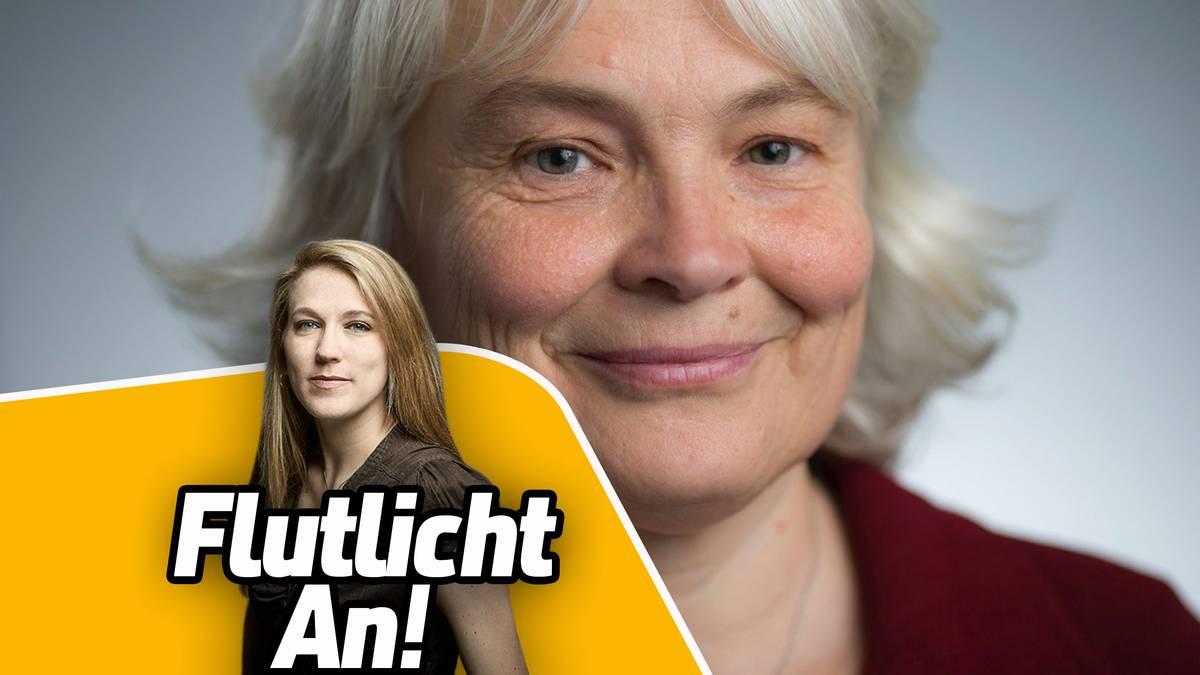 """Almut Sülzle traf im Fußball """"die tollsten Frauen"""""""