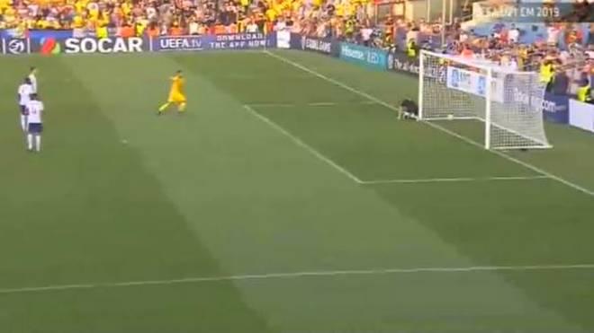 U21 EM: England unterliegt Rumänien mit 2:4 - Schwerer Torwart-Fehler