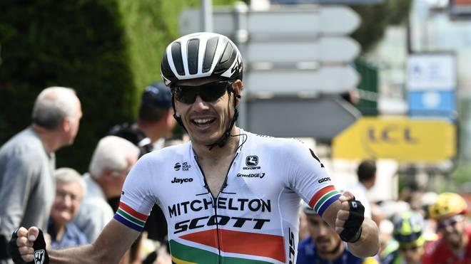 Daryl Impey hat zum zweiten Mal die Tour Down Under gewonnen