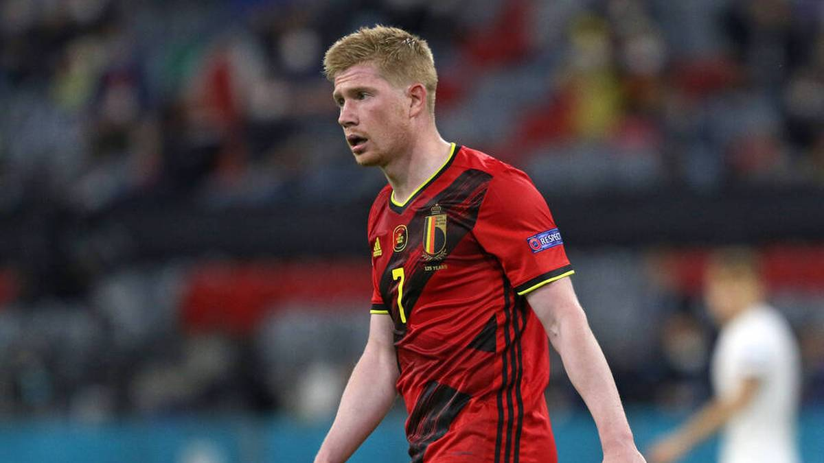 De Bruyne fehlt Belgien in WM-Quali