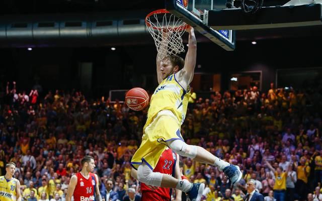 Basketball: Brose Bamberg verplcihtet Christian Sengfelder
