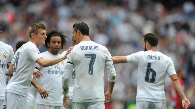 Ronaldo und Co. haben offenbar Real Madrids Mannschaftsarzt geschasst