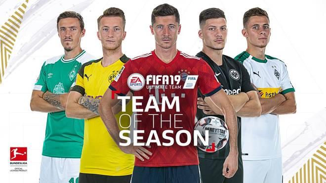 So kann jetzt wieder das FIFA19 Team of the Season gewählt werden
