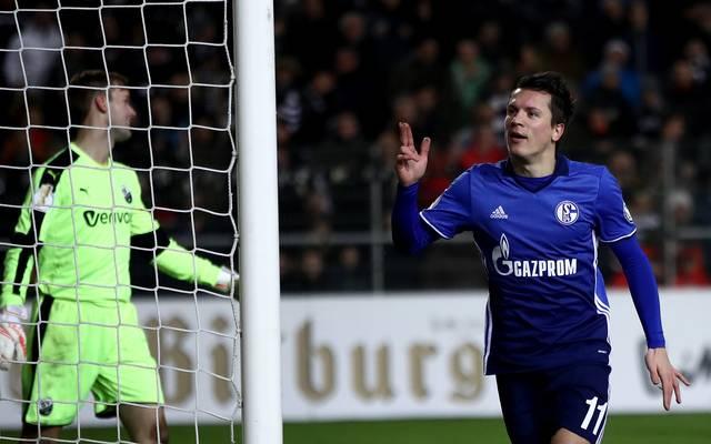 Yevhen Konoplyanka übte harte Kritik an Ex-Coach Markus Weinzierl