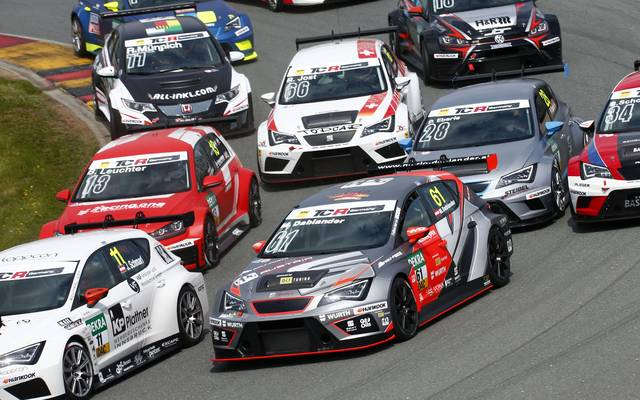 Die ADAC TCR Germany startet Ende April in ihre zweite Saison