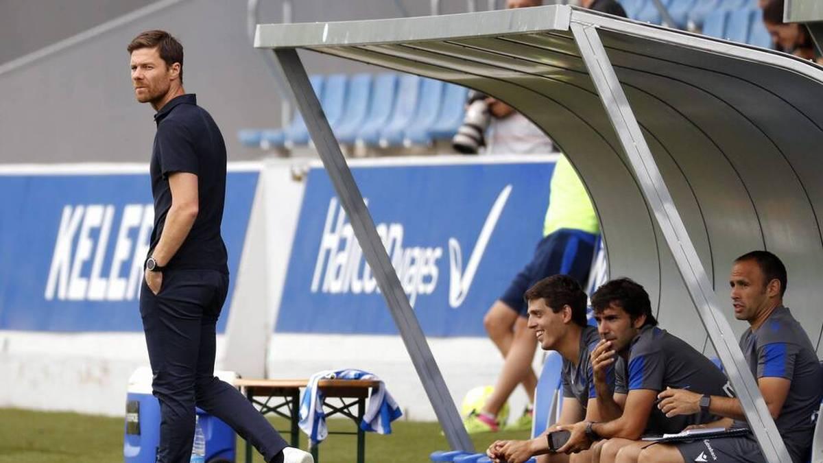 Xabi Alonso führt Team zum Aufstieg