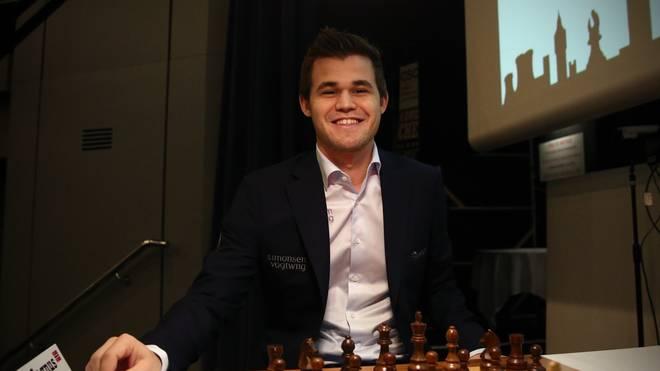 Magnus Carlsen setzte sich gegen Herausforderer Fabiano Caruana durch