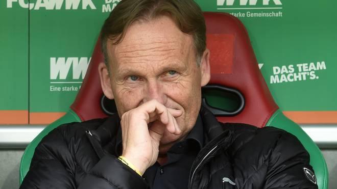 Hans-Joachim Watzke will das Gehaltsgefüge beim BVB nicht sprengen