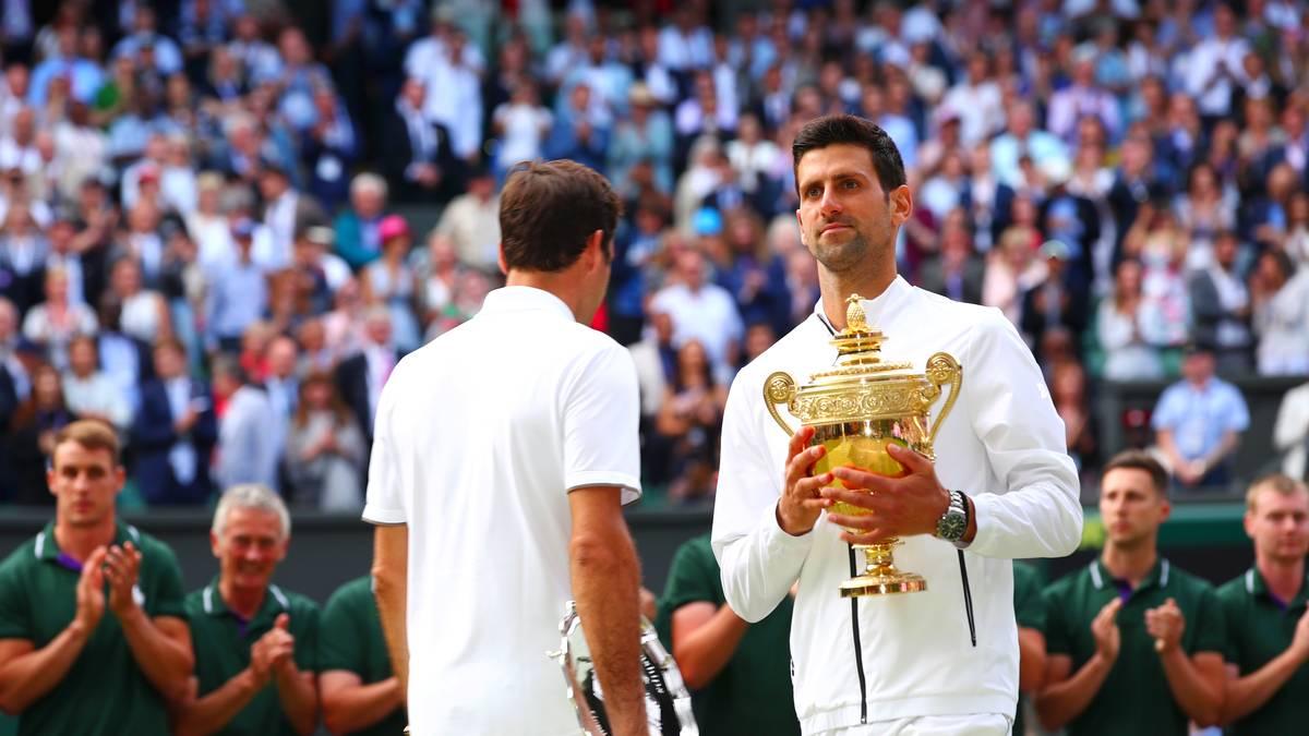 Wimbledon 2019: Das längste Grand Slam-Finale aller Zeiten