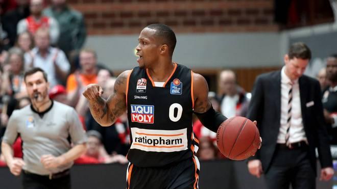 Basketball, BBL: Saisonaus für Ra'Shad James von ratiopharm Ulm