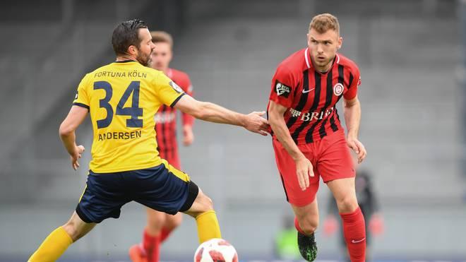 SV Wehen Wiesbaden v SC Fortuna Koeln - 3. Liga
