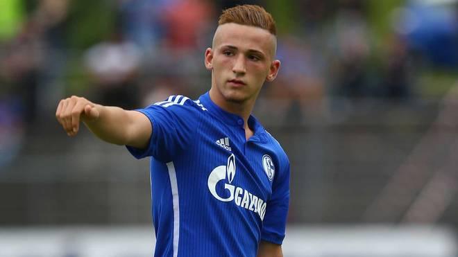 Donis Avdijaj ist derzeit von Schalke 04 an Sturm Graz ausgeliehen
